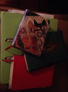 The Grey Silk Purse Notebooks