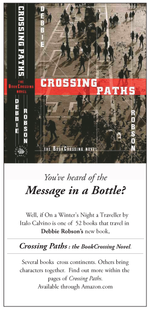 Crossing Paths Message in a Bottle