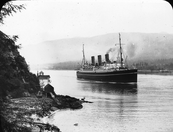 Passenger Liner 1925