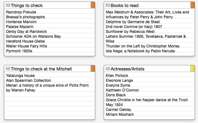 Researching vs. Writing
